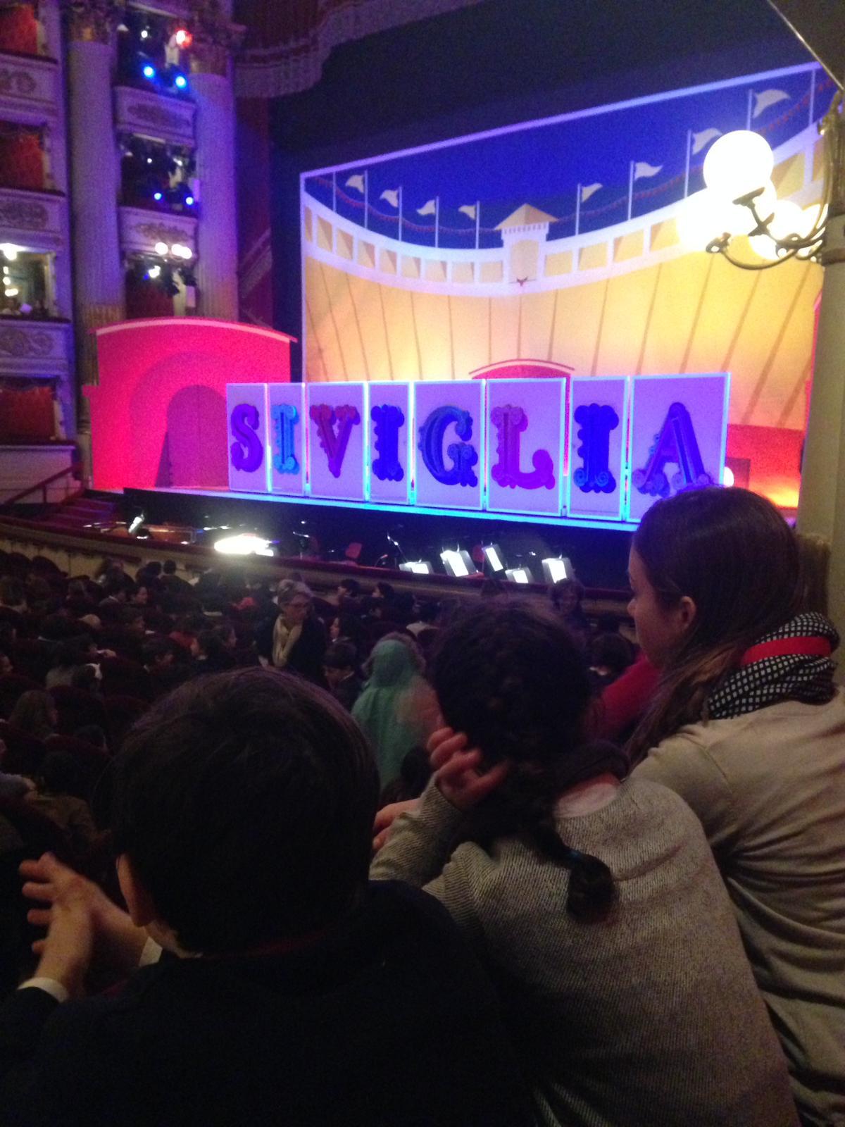 Alla Scala senza parole!