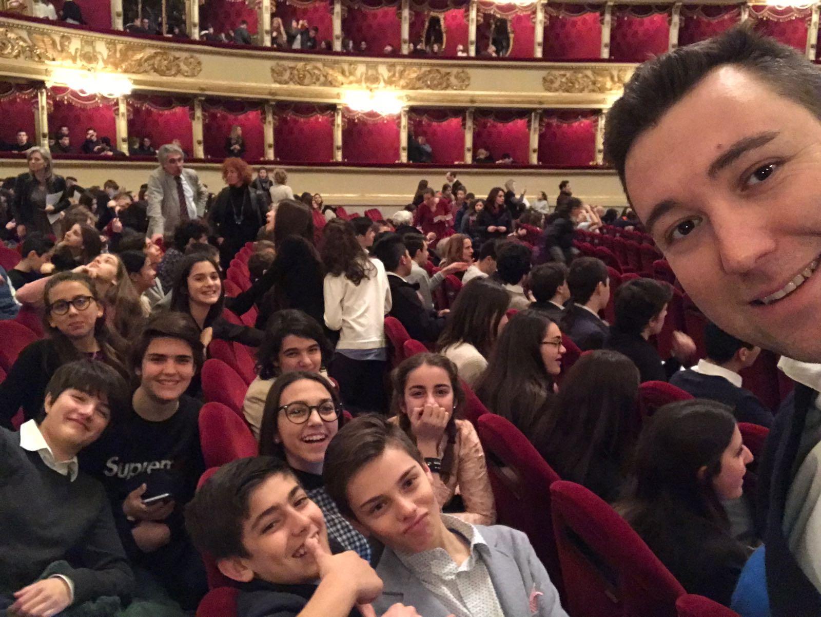 Le Quinte alla Scala