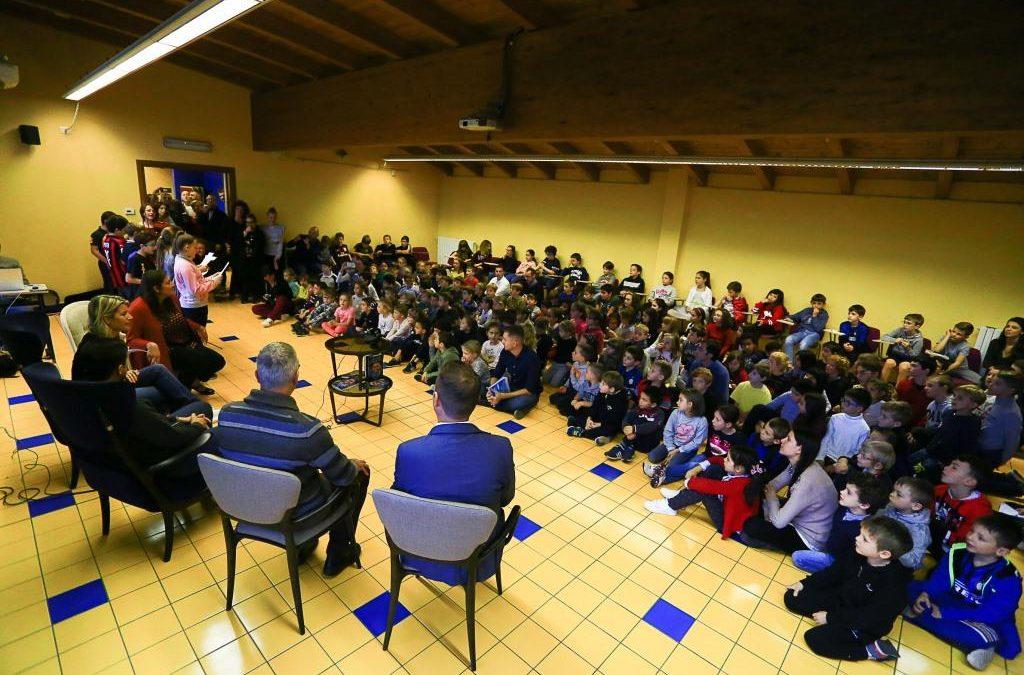'Open day' e Zanetti, centinaia di persone a scuola