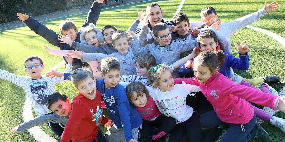 Scuola primaria Frassati - Una classe felice