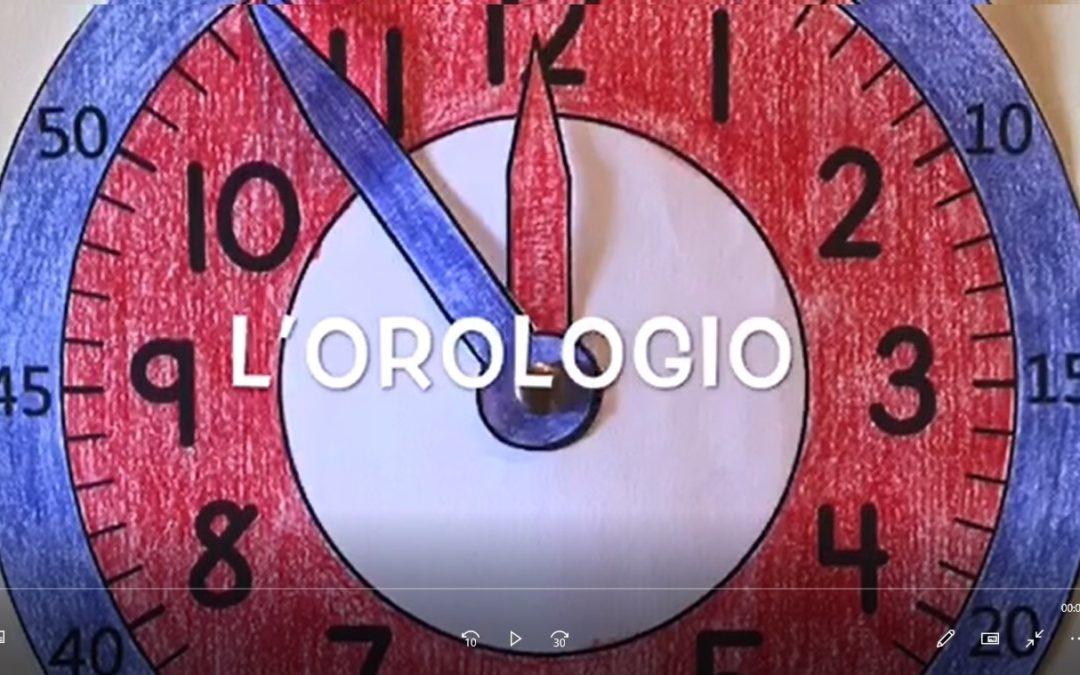 Un orologio per il nostro tempo, in Primaria scocca così l'ora della storia