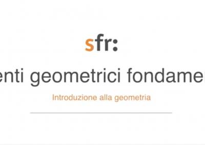 A lezione di geometria