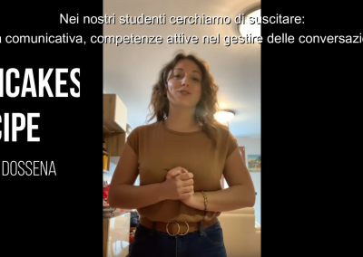 Incontra l'Inglese